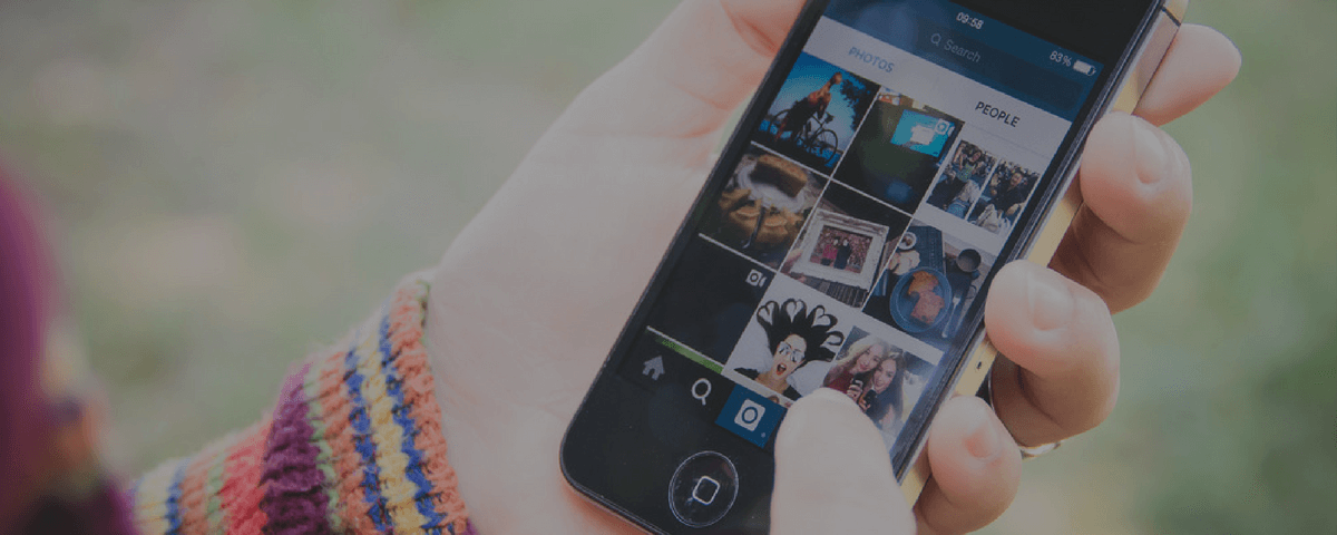 Instagram's direct messages, links and different photos formats